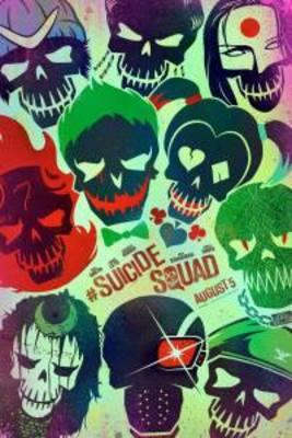 پوستر فیلم جوخه خودکشی