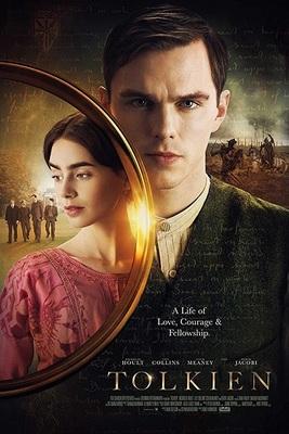 """نقد فیلم تالکین, Tolkien, """"تالکین"""" نمی تواند به ذهن نویسنده """"ارباب حلقه ها """"وارد شود."""