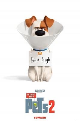 نقد فیلم زندگی مخفیانه حیوانات خانگی 2, The Secret Life of Pets 2, بازگشت حیوانات عجیب و غریب، به همراه اضافه شدن هریسون فورد در نقش یک سگ خشن مزرعه