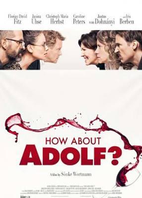 پوستر فیلم با آدولف چطورین؟