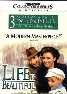 نقد فیلم زندگی زیباست, Life Is Beautiful, به روی غم، لبخند بزن