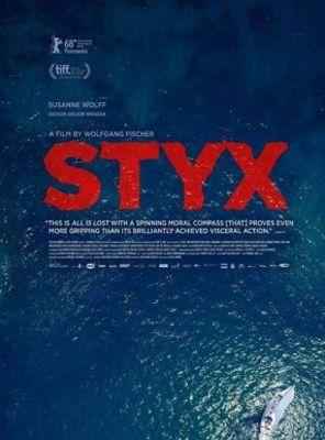 نقد فیلم الهه دریا, ُُُStyx, سفری دریایی که به ماموریتی بشر دوستانه تبدیل می گردد