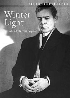 پوستر فیلم نور زمستانی