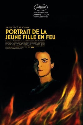 پوستر فیلم سیمای زنی در آتش