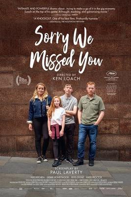 فیلم متاسفیم جا ماندی