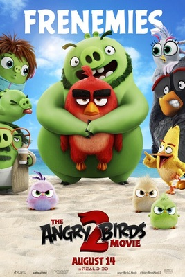 پوستر فیلم فیلم پرندگان خشمگین 2