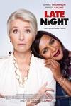 نقد فیلم آخر شب, late night, یک کمدی سرگرم کننده