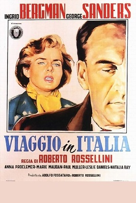 نقد فیلم سفر به ایتالیا, Journey to Italy, الوهیتی از دل ابژه