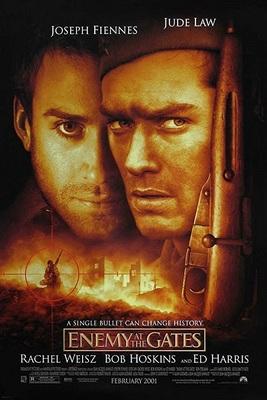 نقد فیلم دشمن پشت دروازهها, Enemy at the Gates, عواطف انسانی در گرماگرم نبرد استالینگراد