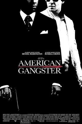 پوستر فیلم گانگستر آمریکایی