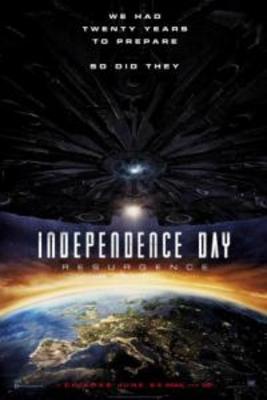 فیلم روز استقلال: بازخیز