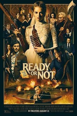 نقد فیلم آماده ای یا نه, Ready or Not, استعاره ای دیوانه وار و خونین از بهای ثروت