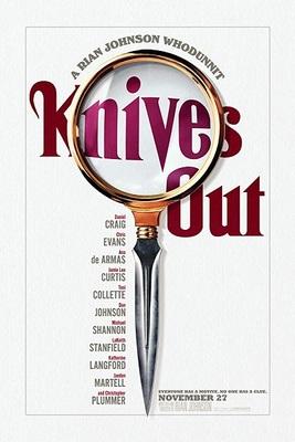 نقد فیلم چاقوکشی, Knives Out, اتمام حجت ریان جانسون
