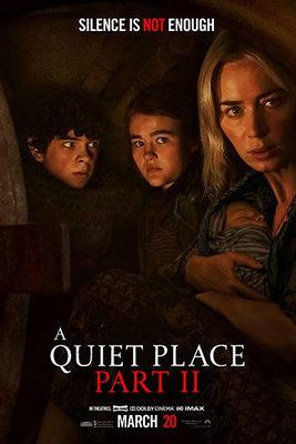 نقد فیلم یک مکان ساکت 2, A Quiet Place 2, الهامی  هوشمندانه از پاندمی کرونا