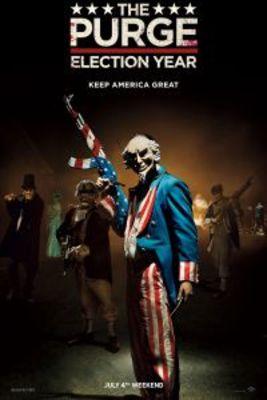 پوستر فیلم پاکسازی: سال انتخابات