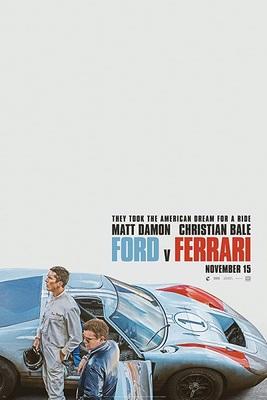 نقد فیلم فورد در برابر فراری, Ford v Ferrari, انسانیت در برابر نفسانیت