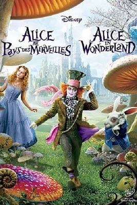 پوستر فیلم آلیس در سرزمین عجایب