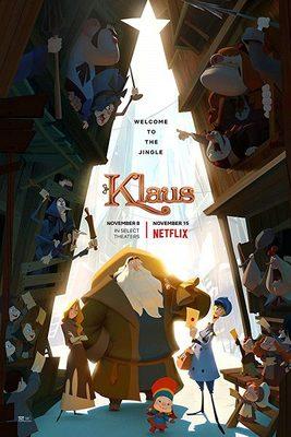 نقد فیلم کلاوس, Klaus, چیزی بیشتر از یک انیمیشن