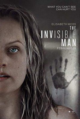 نقد فیلم مرد نامرئی, The Invisible Man, الیزابت ماس برگ برنده مرد نامرئی