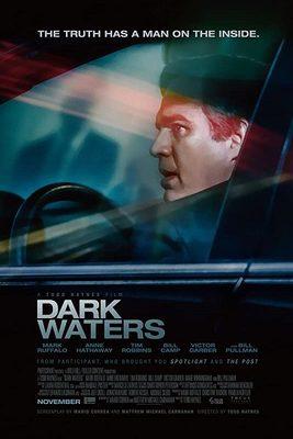 نقد فیلم آب های تیره, Dark Waters, حضور فداکارانه رافالو به عنوان کاراکتر و بازیگر