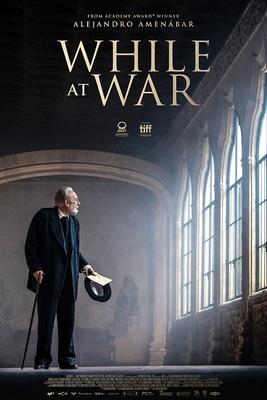 نقد فیلم در خلال جنگ, While at War, مرگ آقای نویسنده
