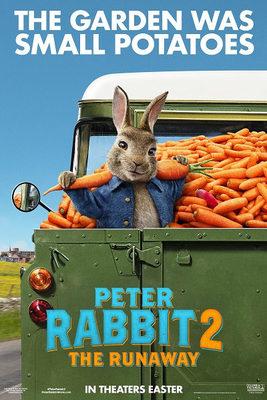 فیلم پیتر خرگوشه 2: فراری