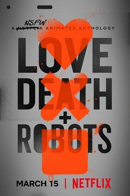 سریال عشق، مرگ و رباتها