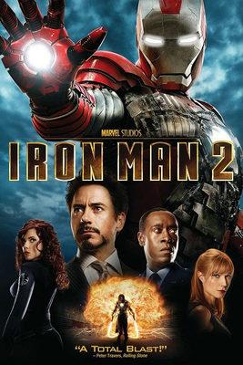 فیلم مرد آهنی 2