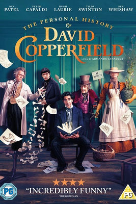 پوستر فیلم تاریخچه شخصی دیوید کاپرفیلد