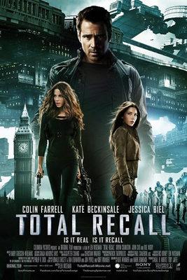 نقد فیلم یادآوری کامل, Total Recall, سقوط حکومت پلیسی