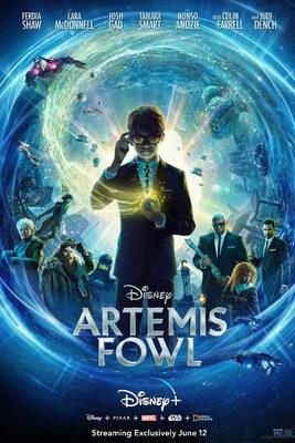نقد فیلم آرتمیس فاول, Artemis Fowl, اسرار گنج دره جنی