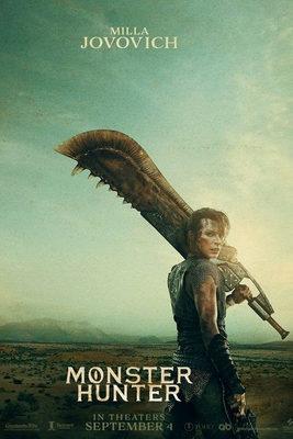 نقد فیلم شکارچی هیولا, Monster Hunter, جذاب به لحاظ بصری و ضعیف به لحاظ روایی