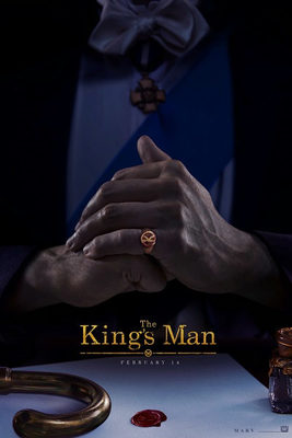 پوستر فیلم کینگزمن