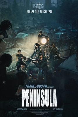پوستر فیلم قطار بوسان 2: شبه جزیره