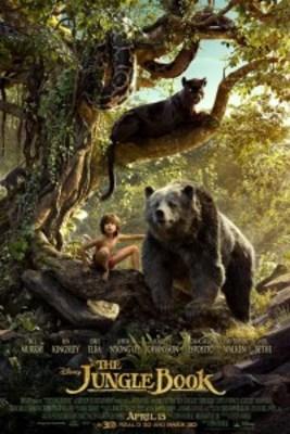 یادداشتی بر فیلم کتاب جنگل, The Jungle Book, موگلی توله انسان