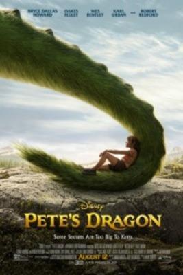 پوستر فیلم اژدهای پیت