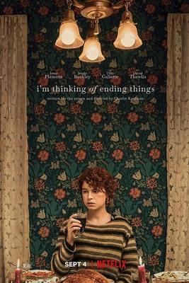 پوستر فیلم من به پایان دادن به اوضاع فکر می کنم