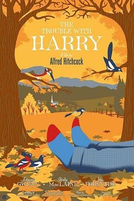 نقد فیلم دردسر هری, The Trouble with Harry, هیچکاک و وضعیت امروز