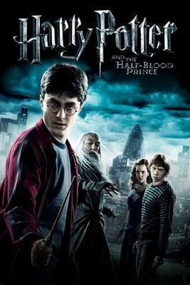 پوستر فیلم هری پاتر و شاهزاده دورگه 6