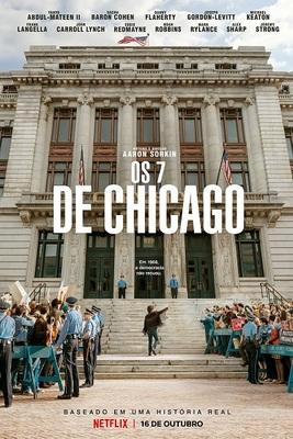 پوستر فیلم دادگاه شیکاگو 7