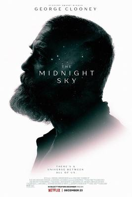نقد فیلم آسمان نیمه شب, The Midnight Sky, پدر، دختر و روح زمین