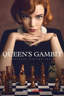 نقد سریال گامبی وزیر, The Queen's Gambit, مهره هایی که اشتباه جابه جا می شوند گاهی دیگر فرصت جبران باقی نمی گذارند...