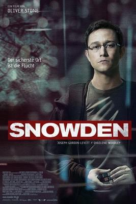 پوستر فیلم اسنودن