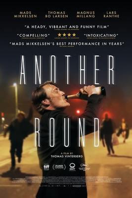 نقد فیلم یک دور دیگر, Another Round, «جهش ایمان کی یرکگوری در یک راند دیگر وینتربرگ»