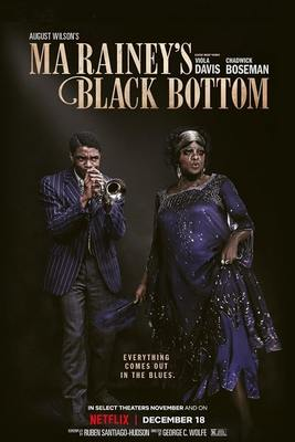 پوستر فیلم بلک باتم ما رینی