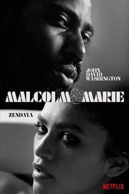 نقد فیلم مالکوم و مری, Malcolm & Marie, فیلمی زیرکانه و شجاعانه