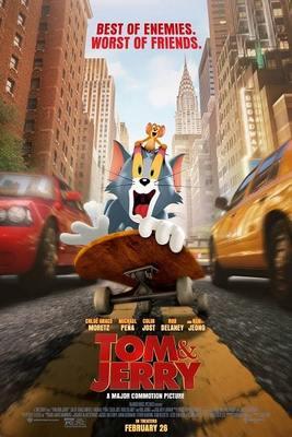 فیلم تام و جری