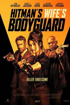 نقد فیلم بادیگارد همسر مزدور, The Hitman's Wife's Bodyguard, شلخته و خستهکننده