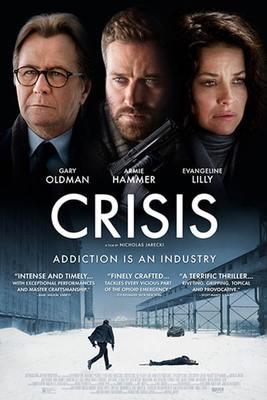 پوستر فیلم بحران