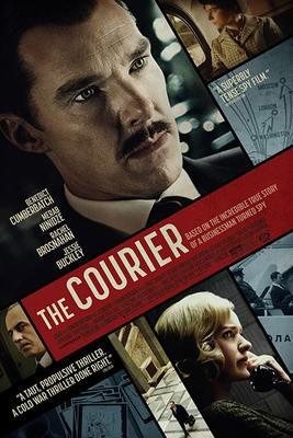 نقد فیلم پیک, The Courier, کامبربچ یک بازیگر همه فن حریف است